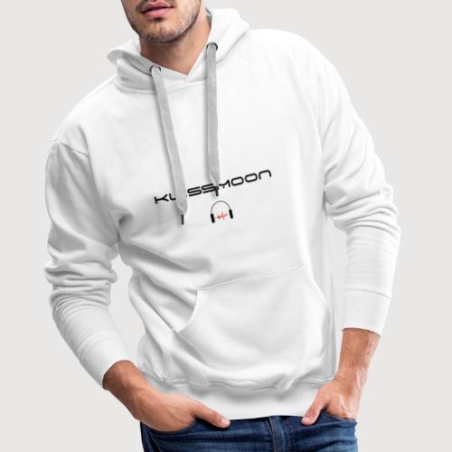 Klissmoon Logo black - Men's Premium Hoodie