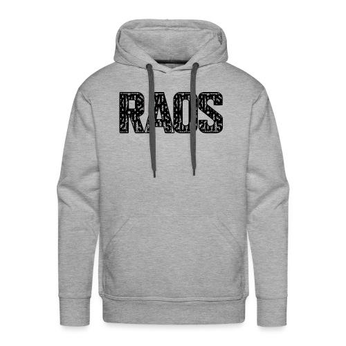 Raos Logo Letter Art - Männer Premium Hoodie