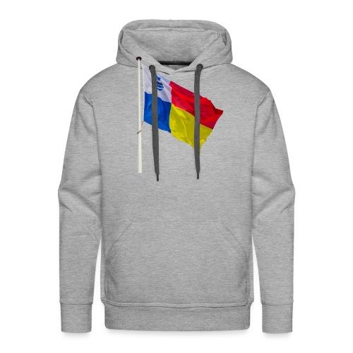 Almere Vlag Only - Mannen Premium hoodie