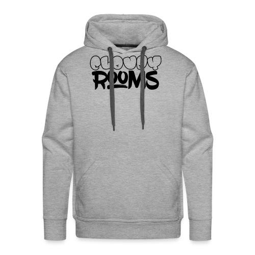 Cloudy Rooms OG Logo - Men's Premium Hoodie