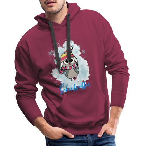 Schietwetter Design - Männer Premium Hoodie