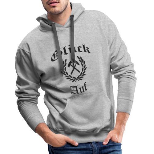 Glueck Auf - Männer Premium Hoodie