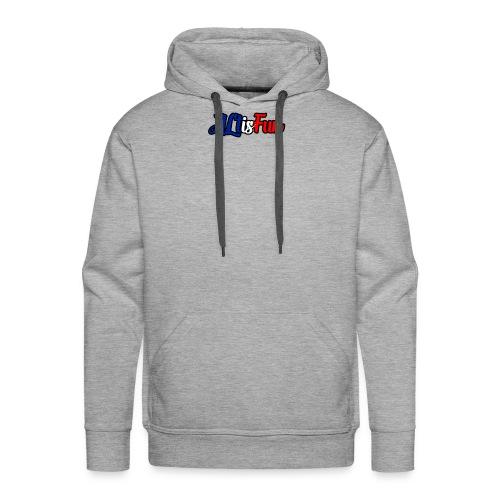 AltisFun - Sweat-shirt à capuche Premium pour hommes