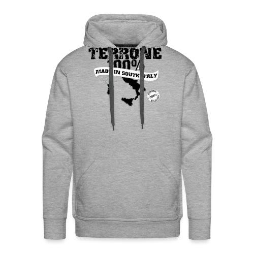 terrone multi - Sweat-shirt à capuche Premium pour hommes