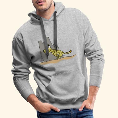Chip Cheeta - Mannen Premium hoodie
