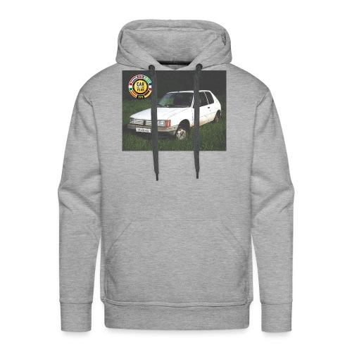 205 - Sweat-shirt à capuche Premium pour hommes