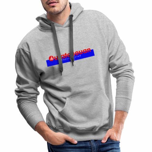 Ouiatchouan - Mannen Premium hoodie