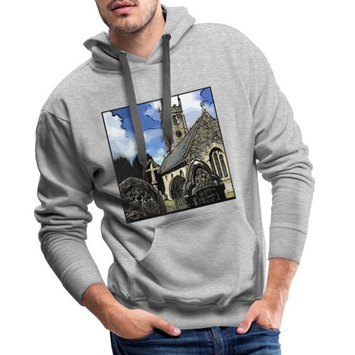 Church - Men's Premium Hoodie
