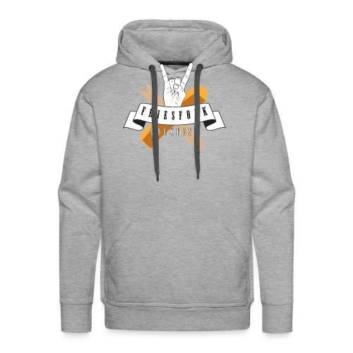 Friesfork Rockfest - Männer Premium Hoodie