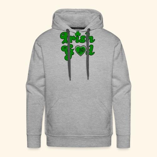 Irish God - Men's Premium Hoodie
