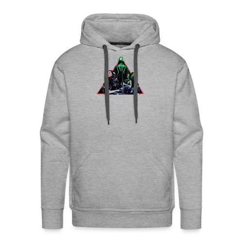 AIGLE - Sweat-shirt à capuche Premium pour hommes