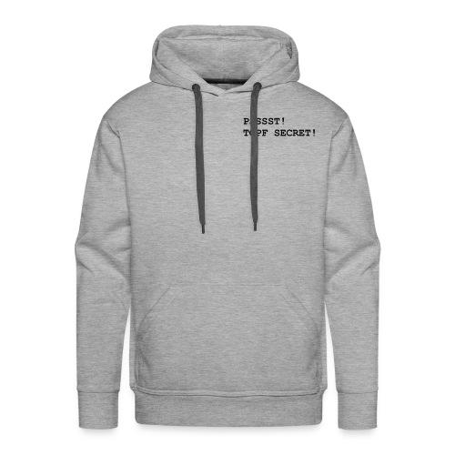 TopfSecret :-) - Männer Premium Hoodie