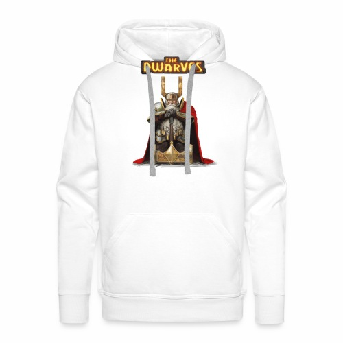 giselbart_conceptart_logo - Men's Premium Hoodie