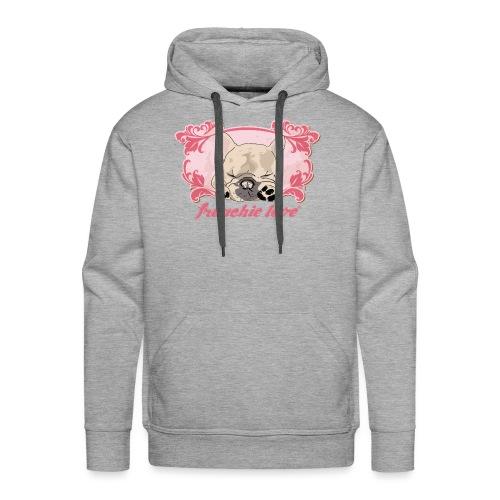 FRENCHIE LOVE - Men's Premium Hoodie