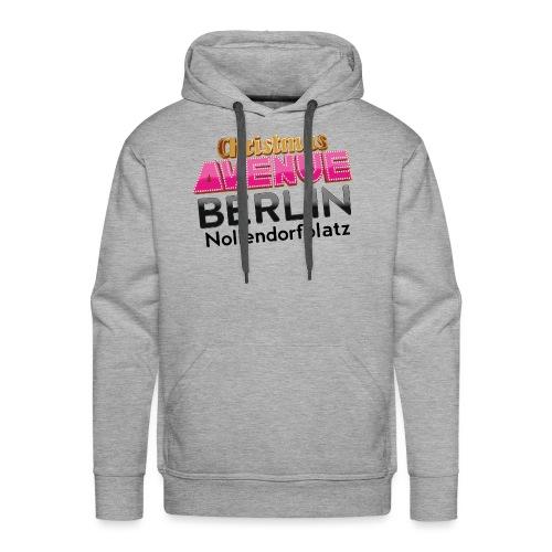 Christmas Avenue Berlin 2019 - Männer Premium Hoodie