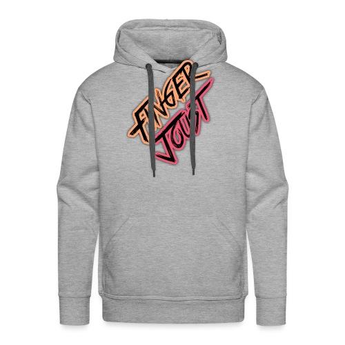 Huge Logo Recolor TSHIRT png - Men's Premium Hoodie