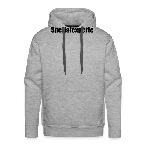 spezialexperte - Männer Premium Hoodie
