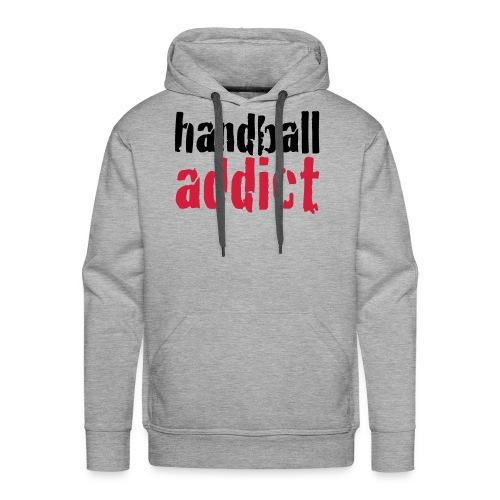 handballaddict - Männer Premium Hoodie
