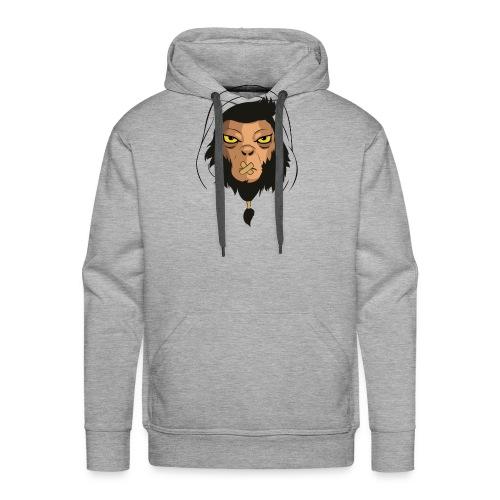 Punkey - Sweat-shirt à capuche Premium pour hommes