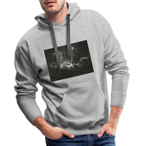 SENA - Sudadera con capucha premium para hombre