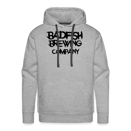 BadFish + Logo - Sweat-shirt à capuche Premium pour hommes