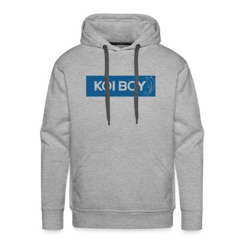 Koi Boy T-Shirt - Männer Premium Hoodie