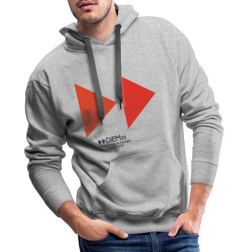 DiEM25 - Men's Premium Hoodie
