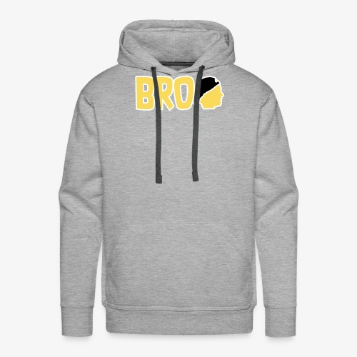 BRO - Herre Premium hættetrøje