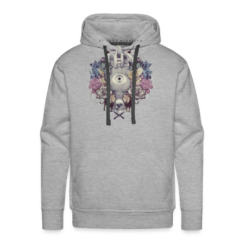 camisetafinal - Sudadera con capucha premium para hombre