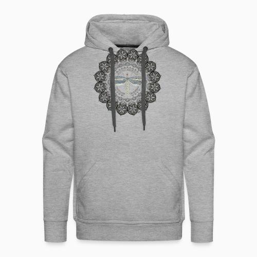 mandala 06.12.18 - Sweat-shirt à capuche Premium pour hommes