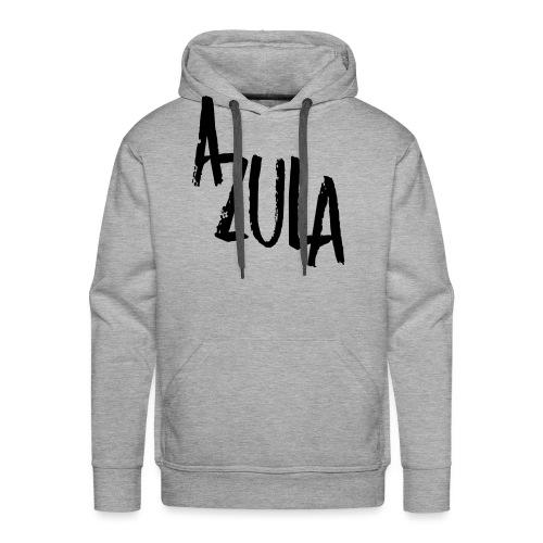 Azula Text Logo - Sweat-shirt à capuche Premium pour hommes