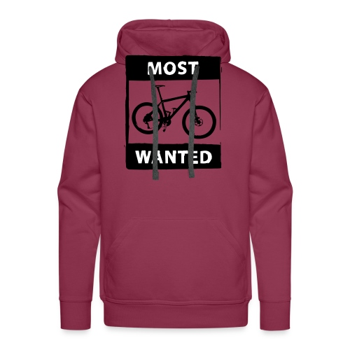MTB - most wanted 2C - Männer Premium Hoodie