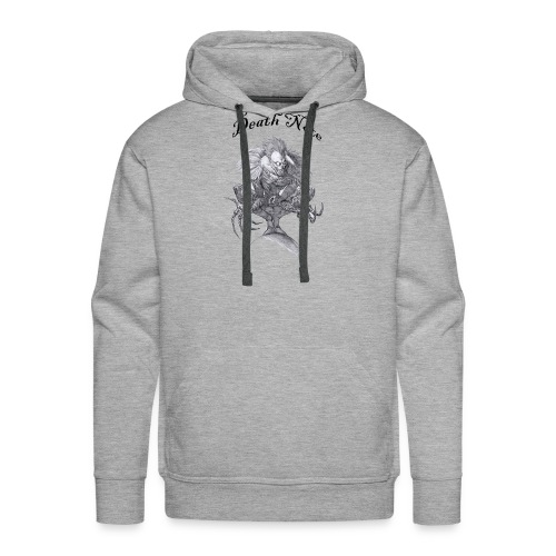 death note t-shirt - Sweat-shirt à capuche Premium pour hommes