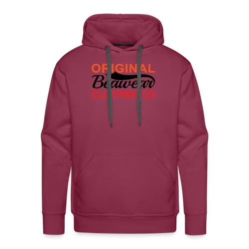 Original Beawear Clothing Co - Men's Premium Hoodie