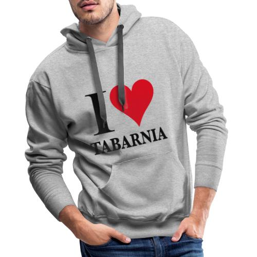 I love Tabarnia - Men's Premium Hoodie