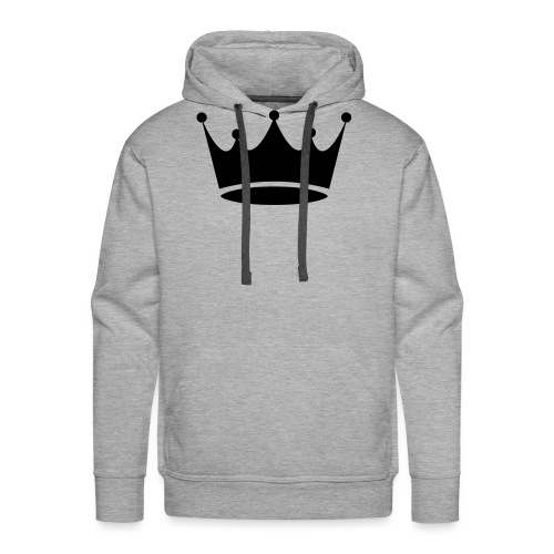 Crown sweat - Sweat-shirt à capuche Premium pour hommes