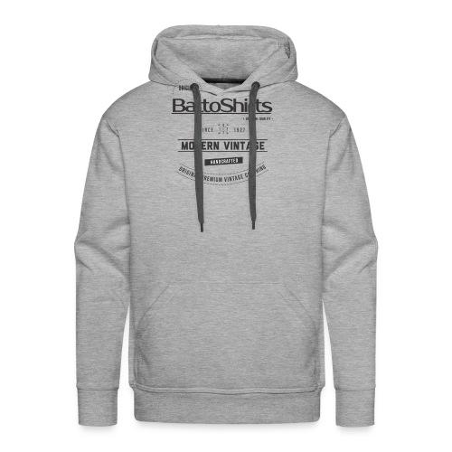 Vintage 2 - Männer Premium Hoodie
