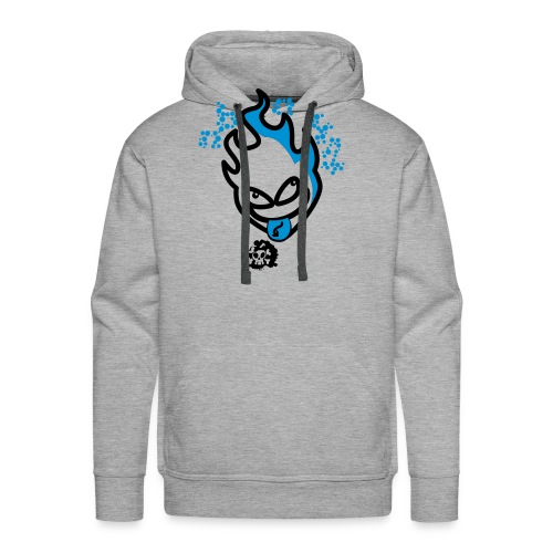 ghostboy by edygraffiti - Mannen Premium hoodie