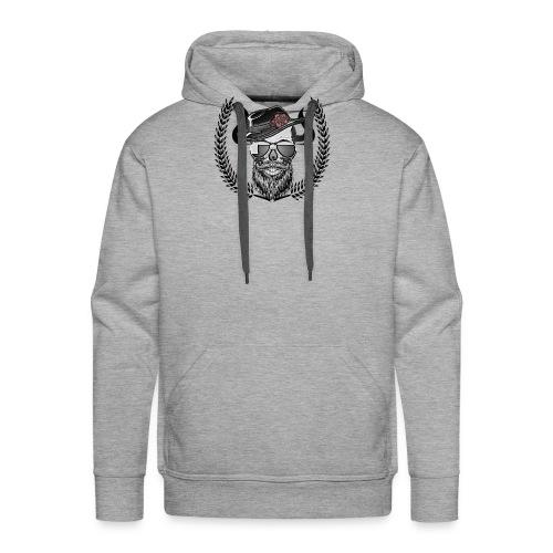 Skull of Mafia - Mannen Premium hoodie