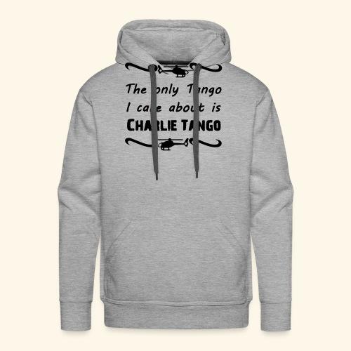 Charlie Tango - Men's Premium Hoodie