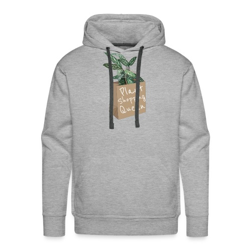 Plant Shopping Queen - Männer Premium Hoodie