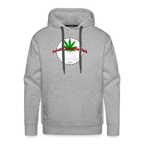 Louth cannabis club - Men's Premium Hoodie