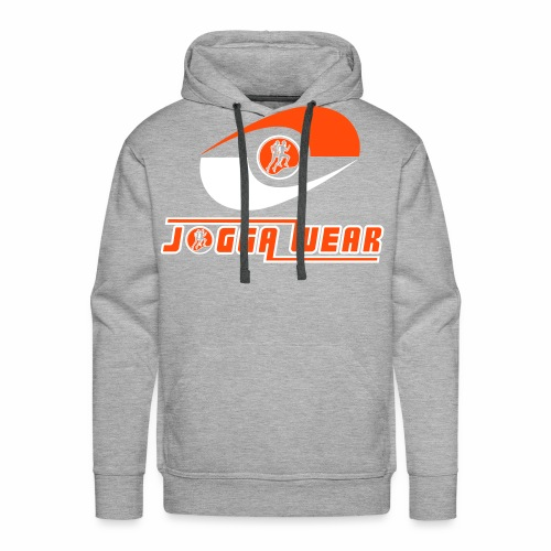 Joggawear Label Trademark - Men's Premium Hoodie
