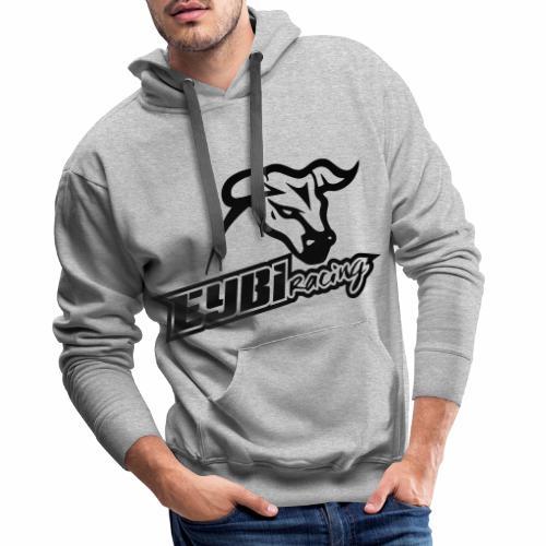 GAMME EYBIracing - Sweat-shirt à capuche Premium pour hommes