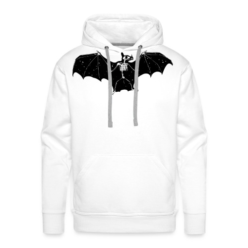 Bat skeleton #1 - Men's Premium Hoodie