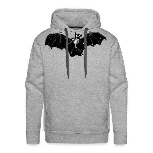 Bat skeleton #1 - Men's Premium Hoodie