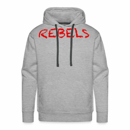 Rebels - Mannen Premium hoodie