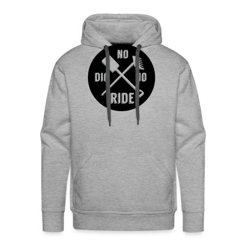 nodig2 - Mannen Premium hoodie