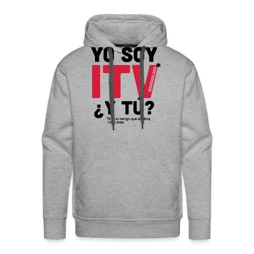 yosoyitv - Sudadera con capucha premium para hombre