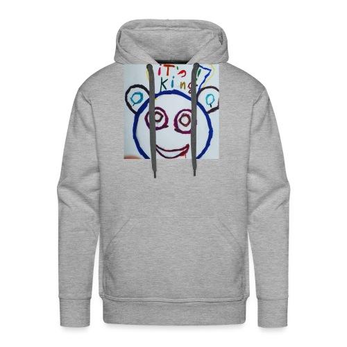 de panda beer - Mannen Premium hoodie
